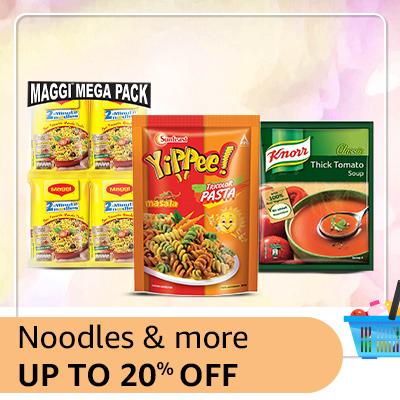Noodles & More