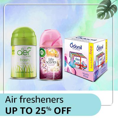 Tissue Fresheners