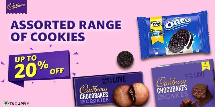 Assorted Range Of Cookies