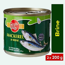 Canned Meat, Poultry & Seafood