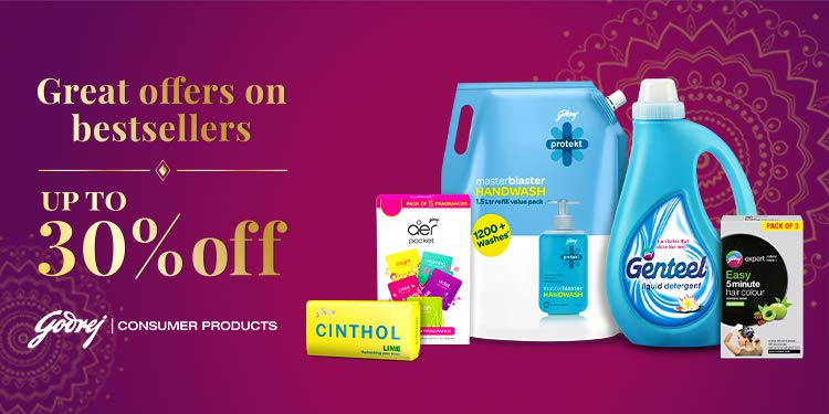 Great Offers On Bestsellers
